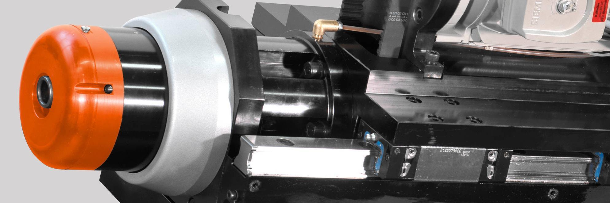 Agme servo riveting machines