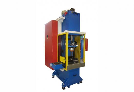 special hydraulic press compressors assembly agme