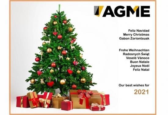 Merry Christmas agme