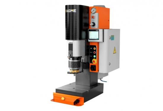 Agme riveting machine