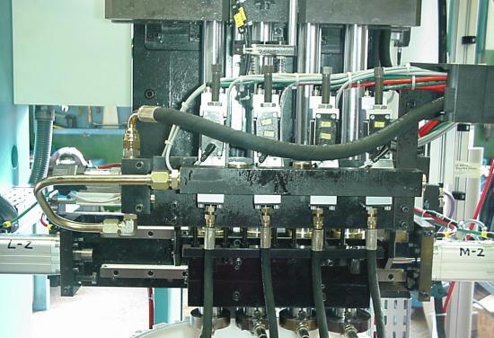 Modulo de calado de rodamiento interior de lavadora