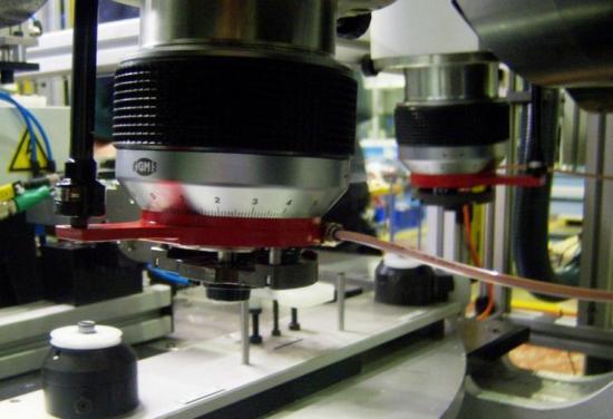 Detalle máquina
