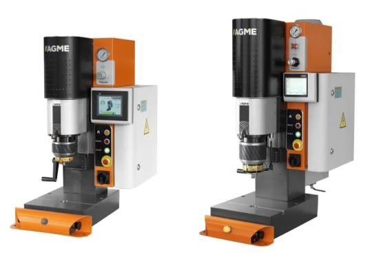 rebitadoras agme ra riveting machines