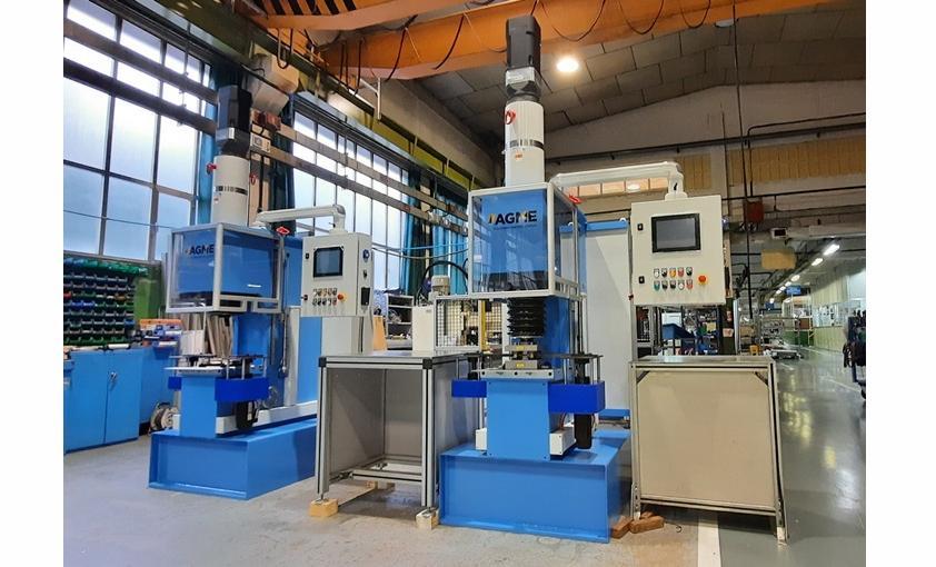 electric presses agme