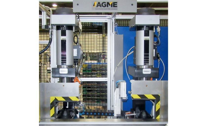 electric presses servo
