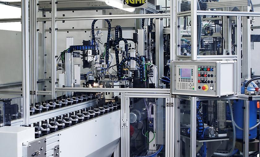Automatización Agme