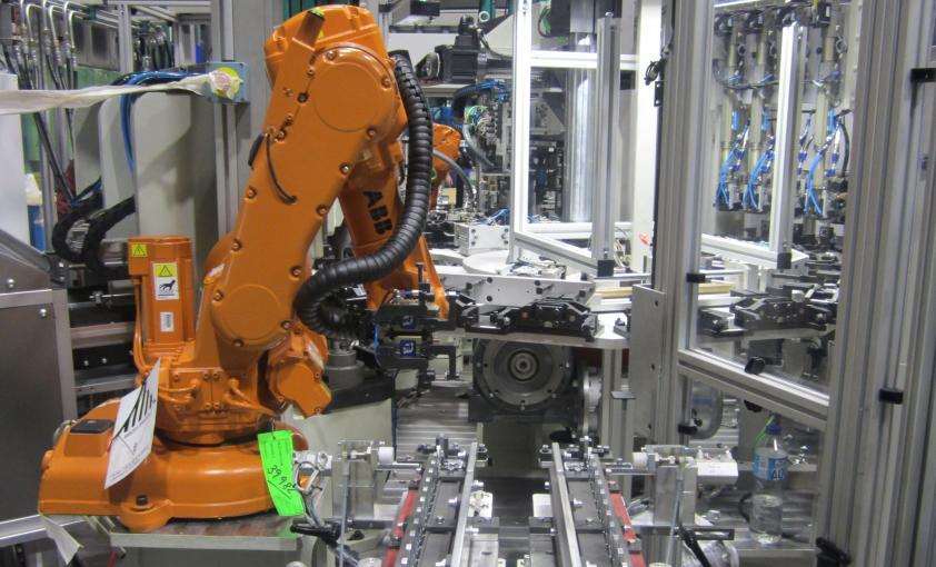 Tecnología de automatización