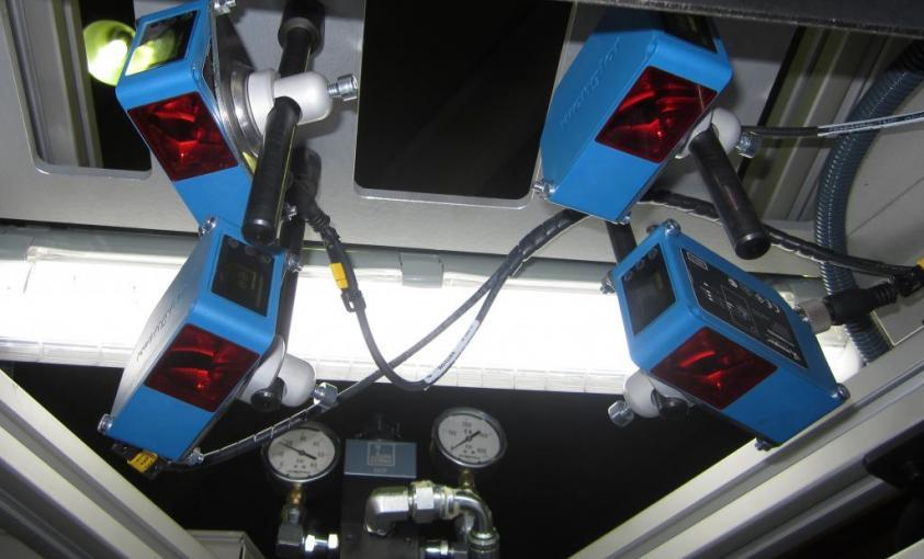 Control foto célula