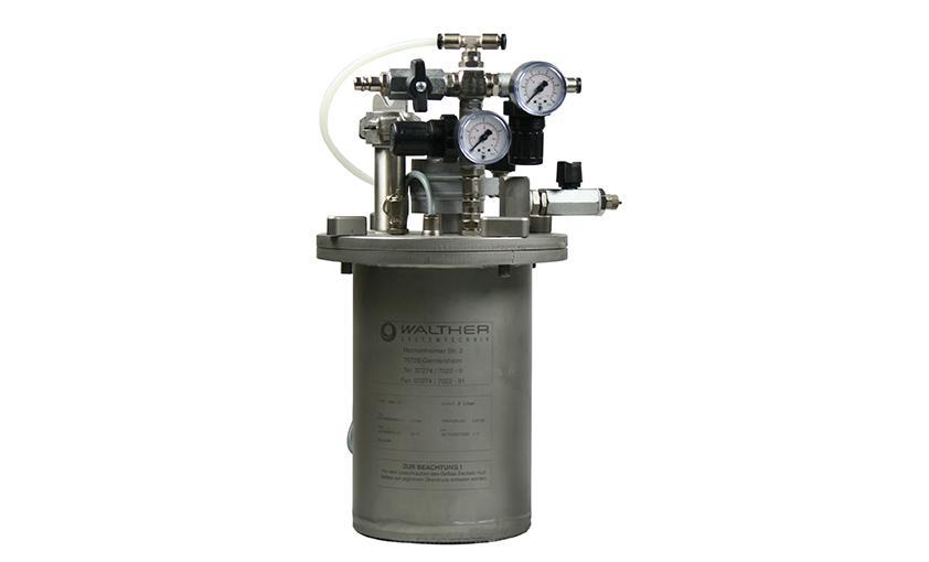 Depósitos a presión de fluidos