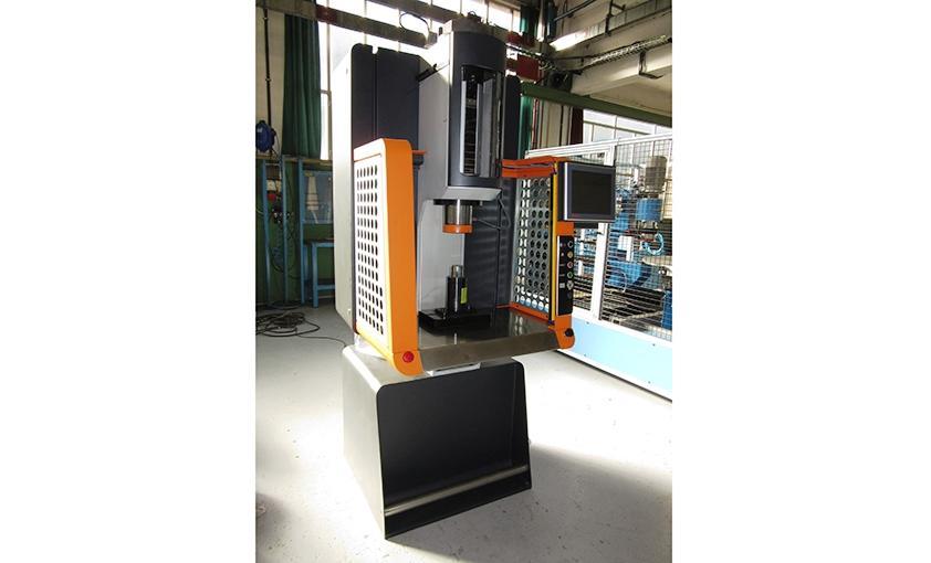 electric press monitoring
