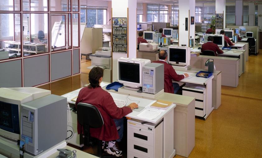 Ingeniería mecánica (oficina)