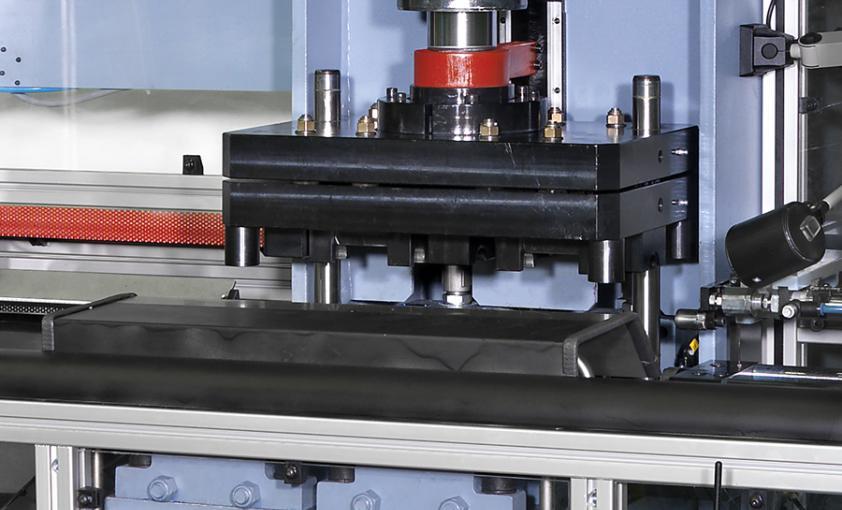 Integración de tecnologías de prensado Agme