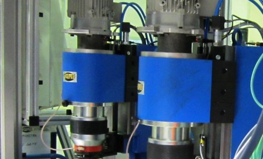 Integración de tecnologías de remachado Agme