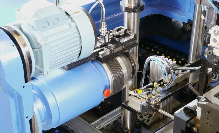 Integración de tecnologías remachadoras Agme