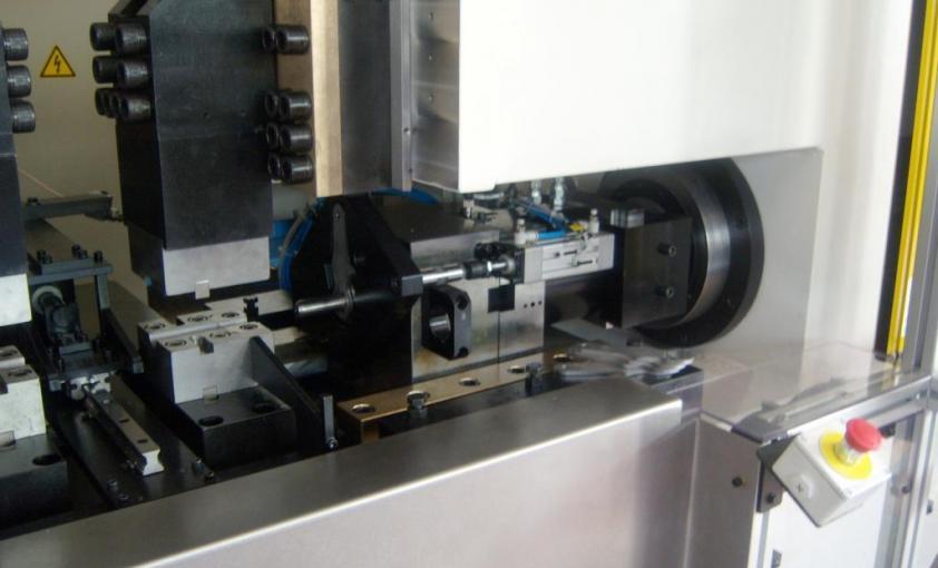 Máquinas de aborcado de tubos