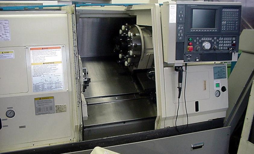 Fabricación por medios propios (mecanizado)