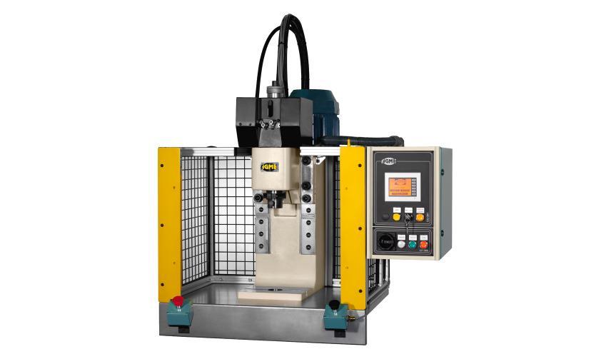 Mini prensa hidraúlica PHM10TG
