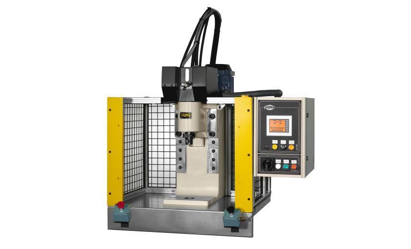 Mini prensa hidraúlica PHM5