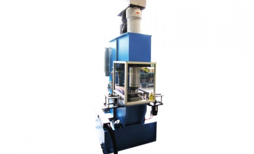 Módulo para remachado cadenas de prensa eléctrica