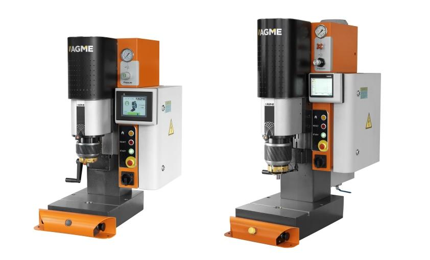 nietmaschinen riveting machines agme