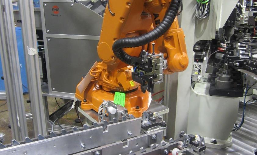 Otras tecnologías propias: alimentación automática