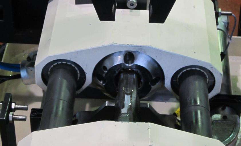Otras tecnologías propias: conformado de tubo