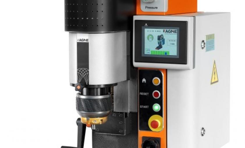 riveting machine remachadora radial agme