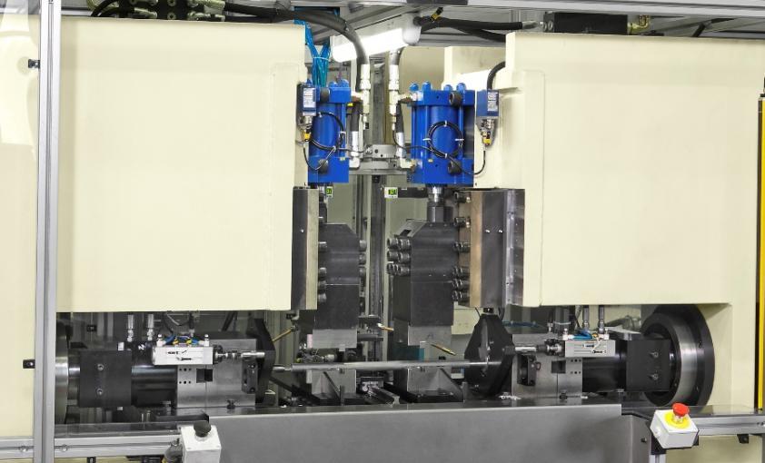 Tecnología de prensado: abocardado de tubos