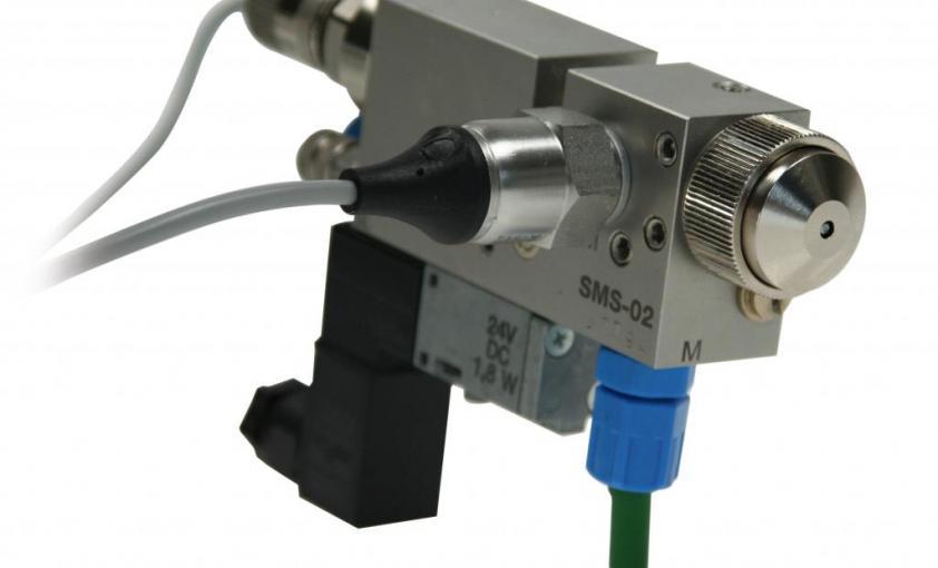 Válvula de control de aguja de presión