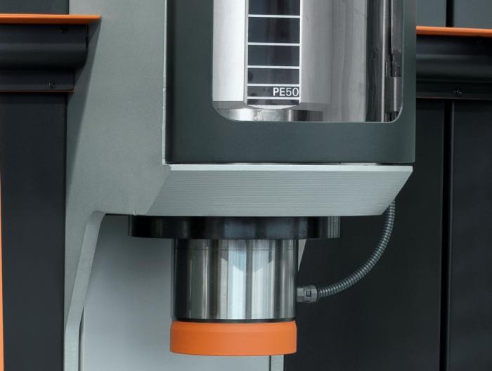 Tecnología de prensado: prensa eléctrica